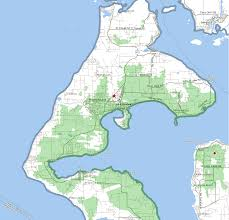 Whidbey Island Map Network