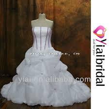 purple white wedding dress rsw360 purple and white wedding dresses buy wedding dresses