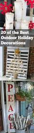Best Christmas Decorations Outdoor by 459 Best Holiday Ideas Images On Pinterest Halloween Halloween