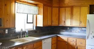 Concrete Kitchen Design Diy Concrete Counters Over Existing Laminate Hometalk