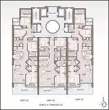 floor layout floor plans for gulf shores alabama colonnades 4 bedroom