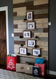 Pallet Floating Shelves by Simple Patio Table Made From Pallets Pallet Projects Pinterest