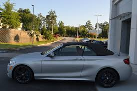new 2017 bmw 2 series m240i convertible in macon b1104 butler