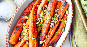 spice roasted carrots recipe