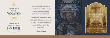 Rosary For Kids Worksheets Discernment Rosary For Men Vianney Vocations