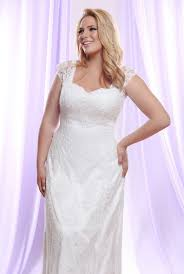 wedding dress sheer straps style ps149 plus size wedding dress with sheer lace shoulder