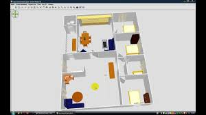 Sweet Home 3d Floor Plans by Sweet Home 3d Vidio Youtube