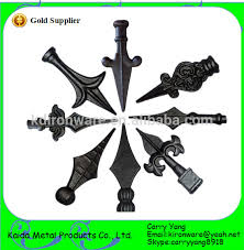 wrought iron cast iron garden fence ornaments buy cast