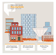 the daily illini housing guide 2016 by the daily illini issuu