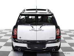 2012 used mini cooper clubman certified mini clubman s wagon at