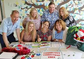 christmas celebration plans well underway at nscc sunshine coast