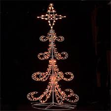 large lighted outdoor decorations outdoor