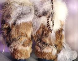 womens fur boots size 9 9 best fur boots images on fur boots ski boots and fox