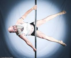 How To Be Comfortable Dancing Queensland Man With A Bushy Beard Who U0027s Also A Pole Dancing Addict