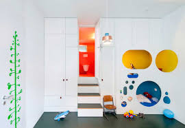 interior beautiful white and black kids room decorating ideas for