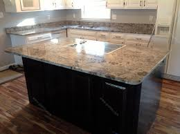 Granite Kitchen Countertops by Julie C Bianco Antico Granite Kitchen Countertop Granix