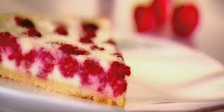 raspberry recipes raspberry and white chocolate pie recipes food network canada