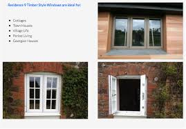 New Model House Windows Designs Timber Style Windows Residence 9 Timber Windows