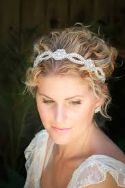 bridal headband lola bridal headband rhinestone headband wedding headband