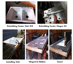 Free Wooden Potting Bench Plans by Free Potting Bench Plans With Sink Wooden Pdf Woodworking Projects