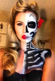 Ideas For Halloween Party Costumes Best 25 Sugar Skull Halloween Costume Ideas On Pinterest Sugar