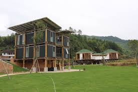 energy efficient house designs gallery of energy efficient bamboo house studio cardenas