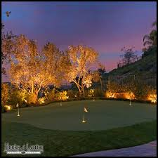 backyard putting green lighting backyard putting green lighting hooks lattice
