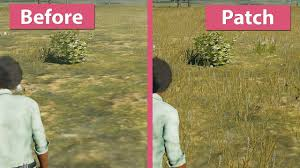 pubg 4k settings playerunknown s battlegrounds month 1 update patch vs pre patch