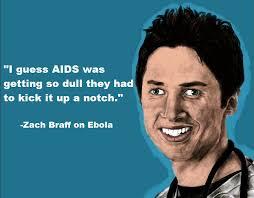 Zach Braff Meme - zach braff on ebola zach braff facts know your meme