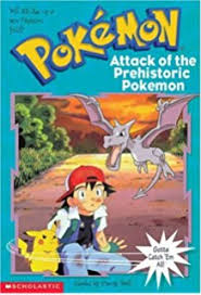 amazon choose pokemon chapter book 9780439104647