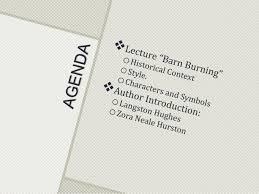 Barn Burning Symbolism Elit 48 C Class 14 Instant