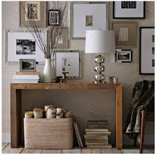 west elm entry table 24 foyers you d be happy to come home to console tables consoles