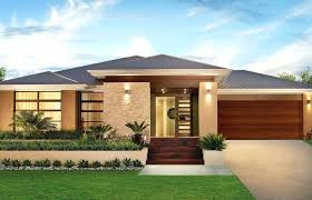one storey house plans one storey modern house design house a this contemporary home design
