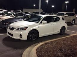 white lexus 2011 welcome to club lexus ct200h owner roll call u0026 member