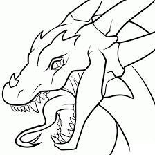 dragon head clipart 57