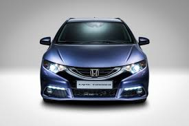 the honda civic tourer is sleek spacious and not coming to the