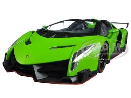 lamborghini veneno description veneno roadster green with line 1 18 diecast model car kyosho