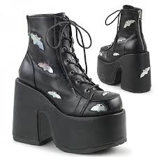 buy boots with paypal demonia boots shoes platform boots free shipping