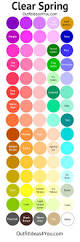 Great Color Schemes 25 Best Spring Color Palette Ideas On Pinterest Spring Colors