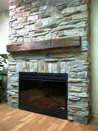 best stone veneer fireplace ideas