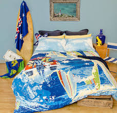 Surfing Bedding Sets Australia Quilt Doona Duvet Cover Set Surfing Bedding Surf