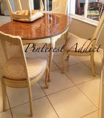 adding a little zebra never hurt anything pinterest addict table and chairs before