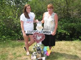memorial crosses for roadside balancing grief interest in roadside memorials editorial