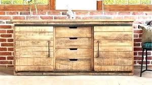 buffet cuisine en bois buffet cuisine en bois lit repeindre meuble cuisine bois en blanc