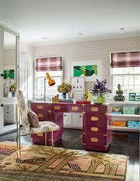 Asian Modern Furniture by Colorful Asian Modern Office Oriental Rug Campaign Desk