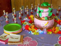 cat u0027s cakes luau baby shower