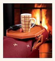Armchair Tray Buy Clip On Couch Armchair Table Tray For Sofa Or Recliner For