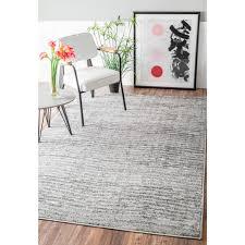 orange and grey area rug amazon com contemporary solid polypropylene area rug kitchen