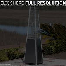 outdoor propane patio heaters pyramid patio heater costco home outdoor decoration