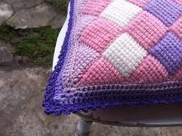 decorative pillowcase handmade hand crochet home decor